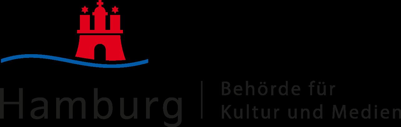 Hamburg Behörde für Kultur und Medien Logo Music WorX